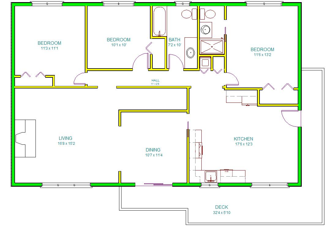D House Design - Autocad for home design